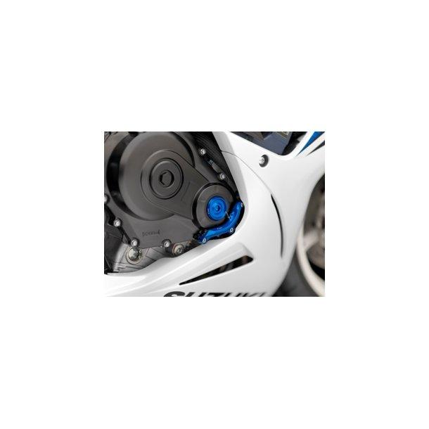 Rizoma - motorbeskytter H. side Blå - GSXR 600 11