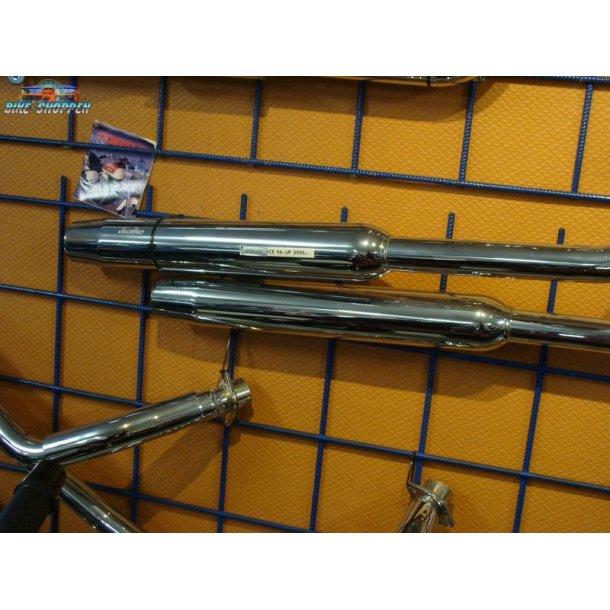 Honda VT 750 ACE - Komplet udstødning