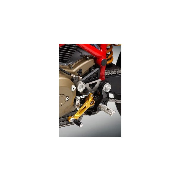 Rizoma Tilbagerykkersæt - Ducati Hypermotard