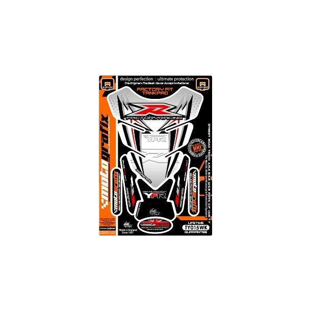 Yamaha Factory Racing Tankpad -TY015WK