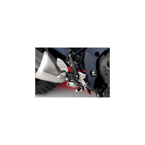 Rizoma - Tilbagerykkersæt - FZ1