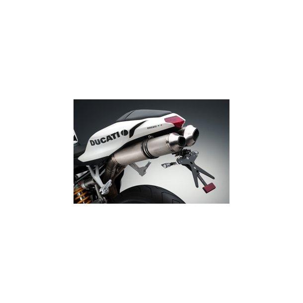 Rizoma - Nr.pladeholder - Ducati Supersport