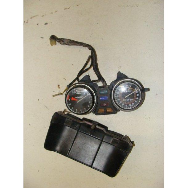 Honda GL 650 - Speedometer, omdrejningstæller