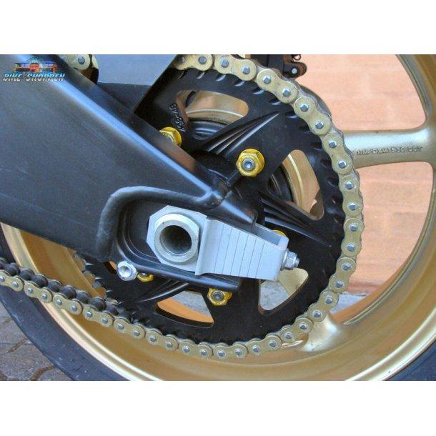 Yamaha YZF-R6 - Vortex bagtandhjul