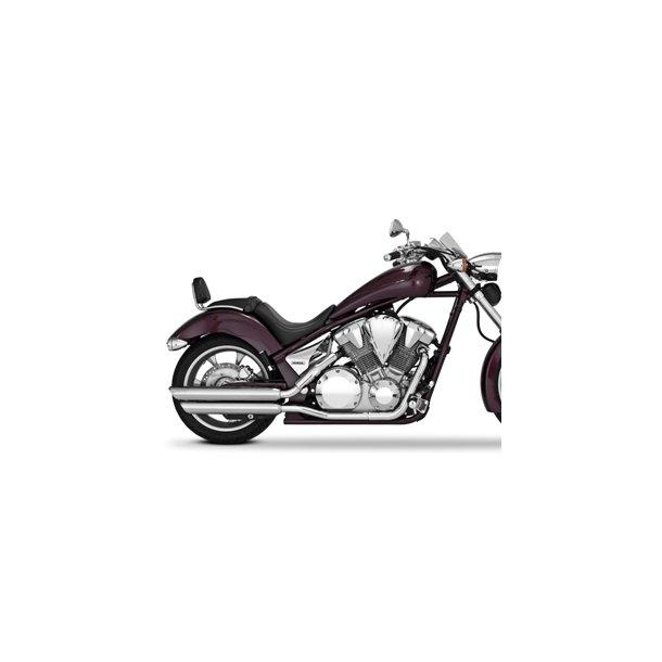 Vance & Hines Twin-Slash slip-on - VTX 1300