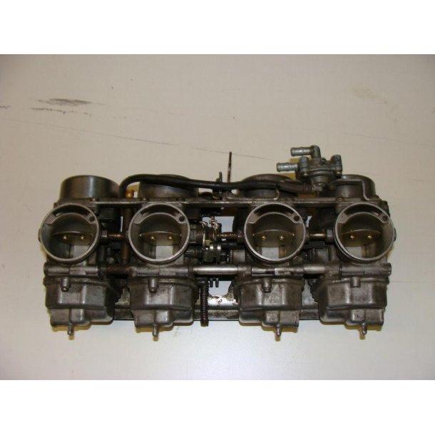 Ducati 749 - Udstødnings cover