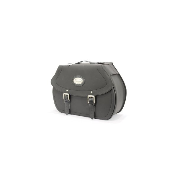 Long Ride- Lædertasker inkl. alt 38l. - VL 1500
