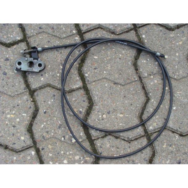 Futura - Sædelås med kabel