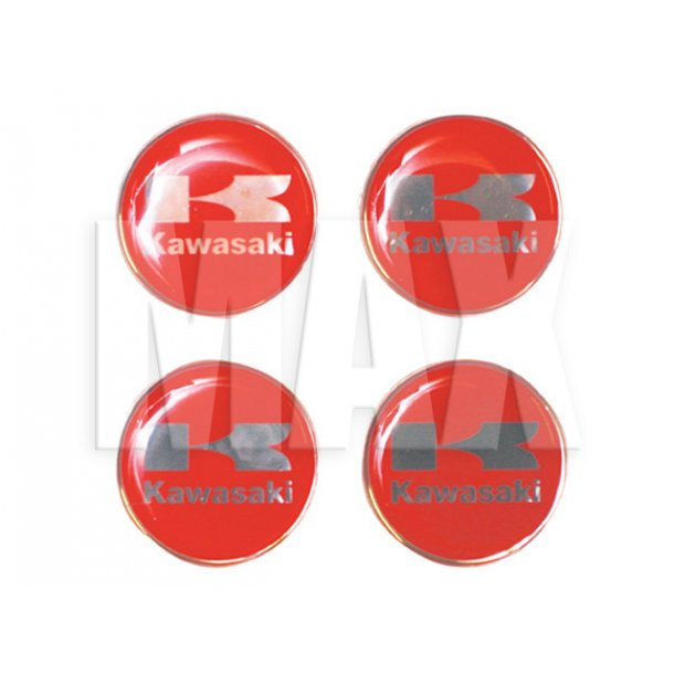 Kawasaki - Ø27 klistermærker