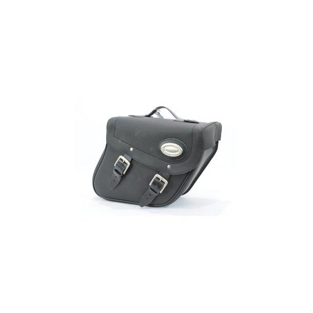 Long Ride bags - Lædertasker inkl. alt 24l.