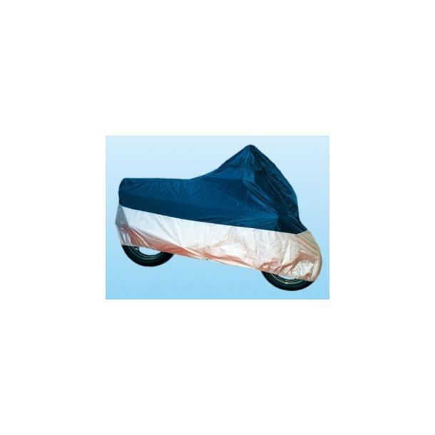 size L, Nylon, blue/silver -380-532