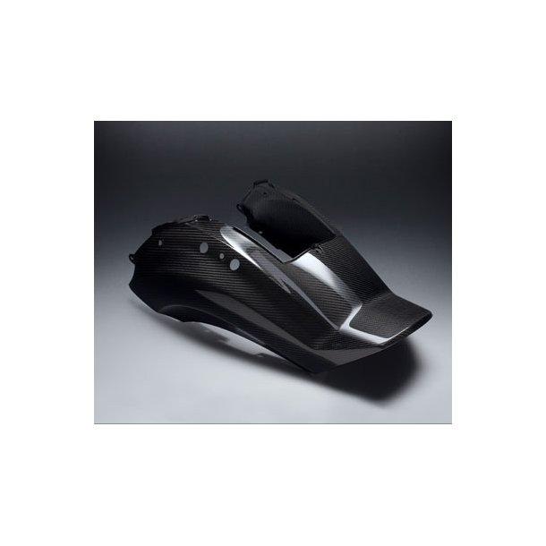 Original Yamaha - Carbon bagskærm - V-MAX