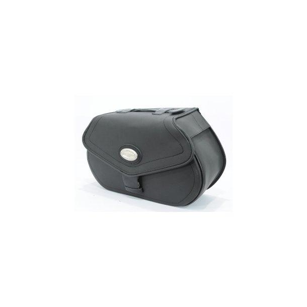 Long Ride- Lædertasker inkl. alt 43l. - XVS 1100