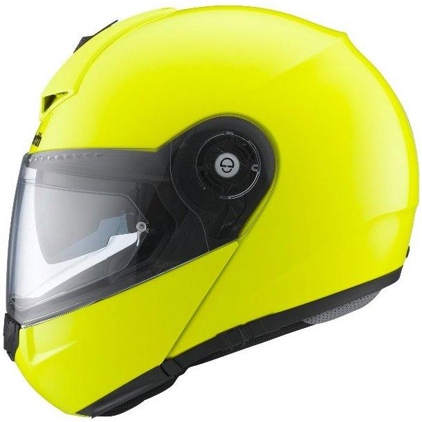 Schuberth C3 Pro - Flou Yellow