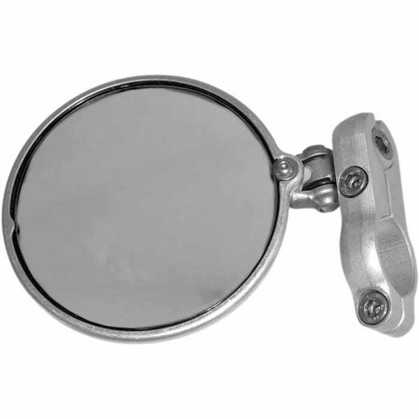 CRG Styrende Spejl Sølv