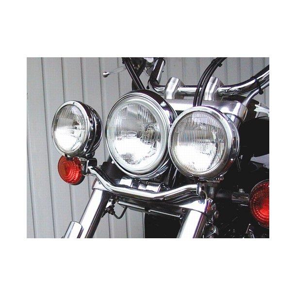 Fehling - Spotlight holder - XVS 1100 Custom