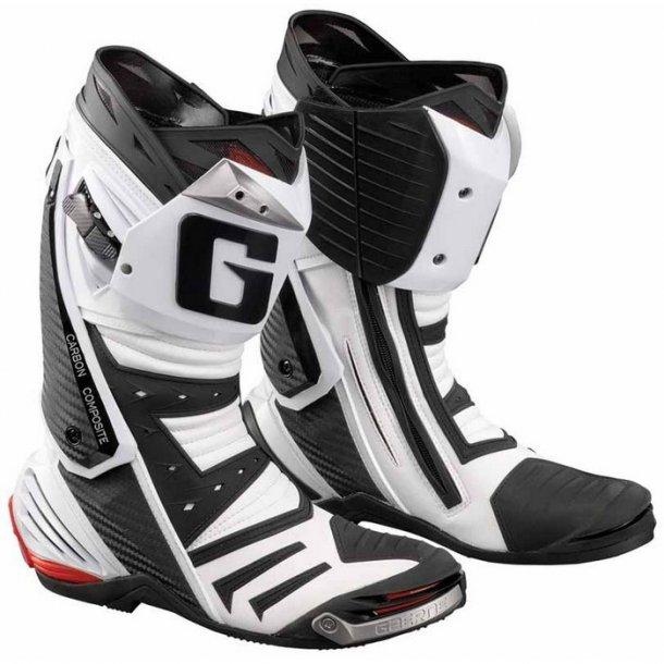 Gaerne GP1 Sport støvle Hvid