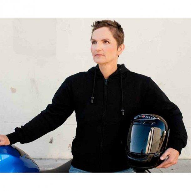 Armored Hoodie med Stræk til Kvinder