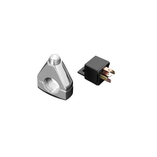 Kontakt - Universal trykknap Ø 25mm