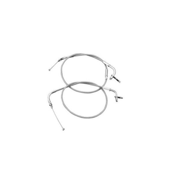Kabel - Gas trækkabel Stål Std - XVS 650