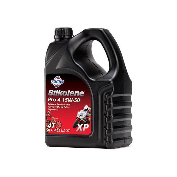 Silkolene Pro 4 - 15W-50 4L