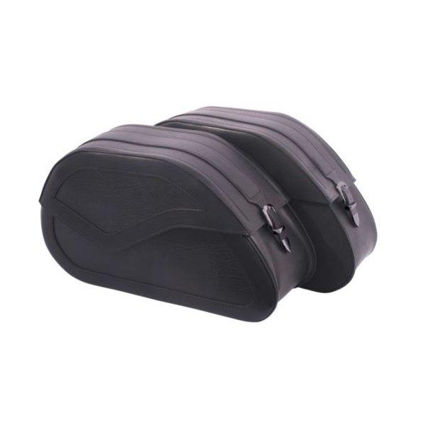Sidetasker - Ledrie Rustik - 27 liter
