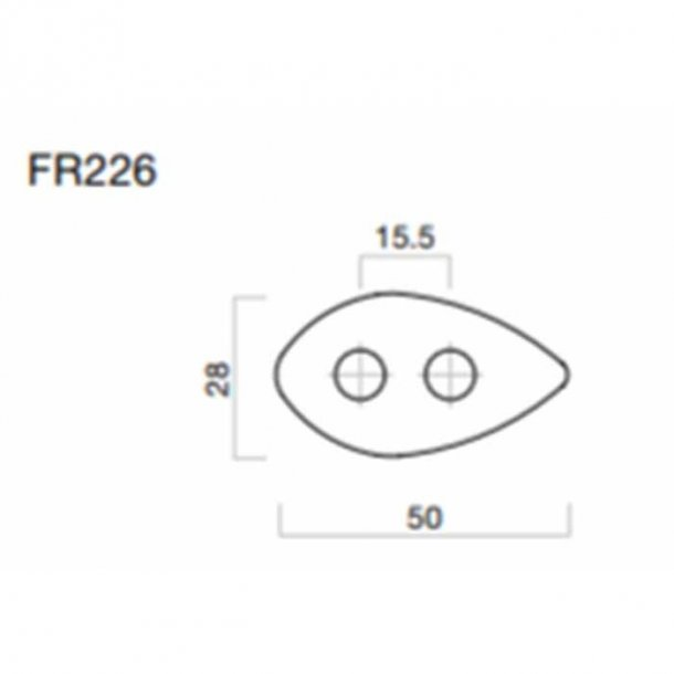 Rizoma Blink Adapter HONDA Modeller