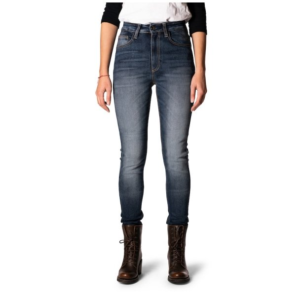 Rokkertech Highwaist Jeans Lady