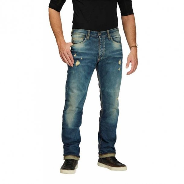 Rokker Iron Selvage Limited Jeans