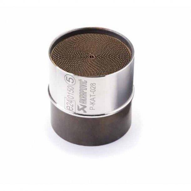 Katalysator XSR 700 XSR 900 Titanium