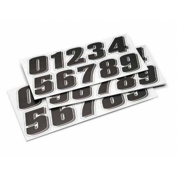 Talstickersæt XSR 700